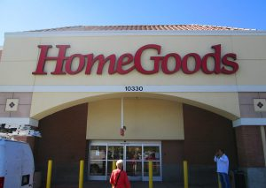 Homegoods Sign By Davis Signs