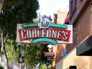 Corleones Sign By Davis Signs